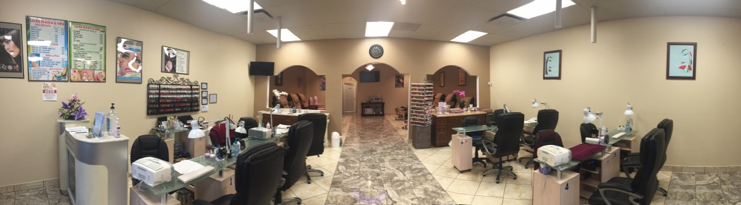 LUXE NAILS & SPA – Best Salon In Town